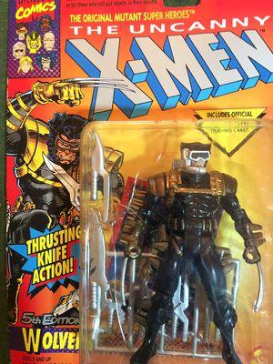 X-men Wolverine classic action figure still in box for Sale in Orlando, FL