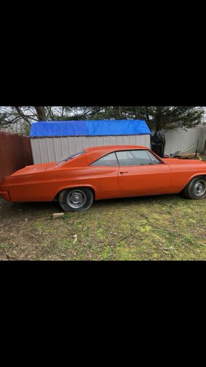 1965 Chevy Impala w/ rebuilt 327 engine for Sale in Boyds, MD