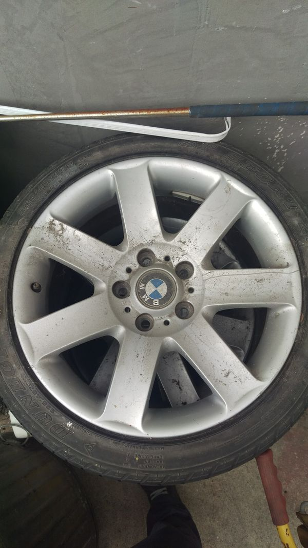 Bmw 3 Series 17 Inch Stock Wheels For Sale In Bell Ca Offerup