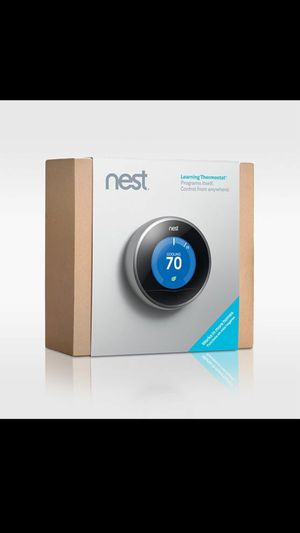 Nest thermostat for Sale in Beltsville, MD