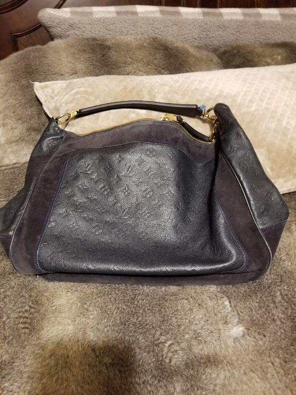 Louis Vuitton Bleu Infini Monogram Empreinte Audacieuse GM Bag for ... b08e2be07c1f0