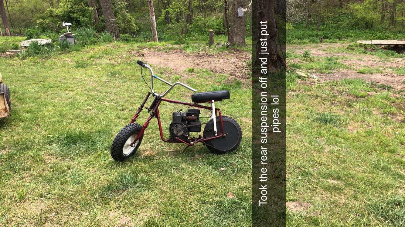 Photo Manco Mini bike