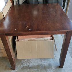 Wood Work Table Thumbnail