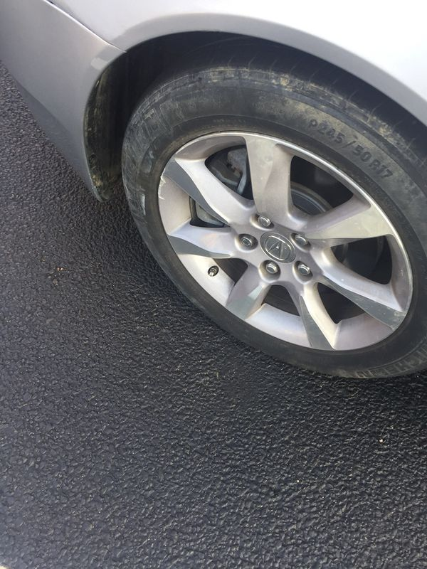 Acura Tl Wheels >> Acura Tl Wheels Rims With Tires Size 17 For Sale In Providence Ri