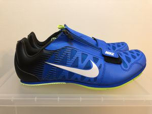 Smart Nike Training Shox Zip Women 386382-061 Gray Pink Training Shoe Sz 10 Pre Owned Women's Shoes