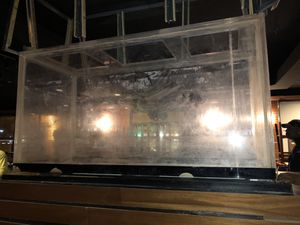 700 gallon fish tank (don't hold water) for Sale in Washington, DC