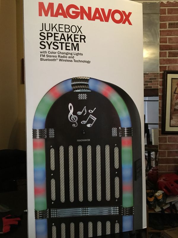 Magnavox jukebox Bluetooth speaker for Sale in New Cumberland, PA - OfferUp