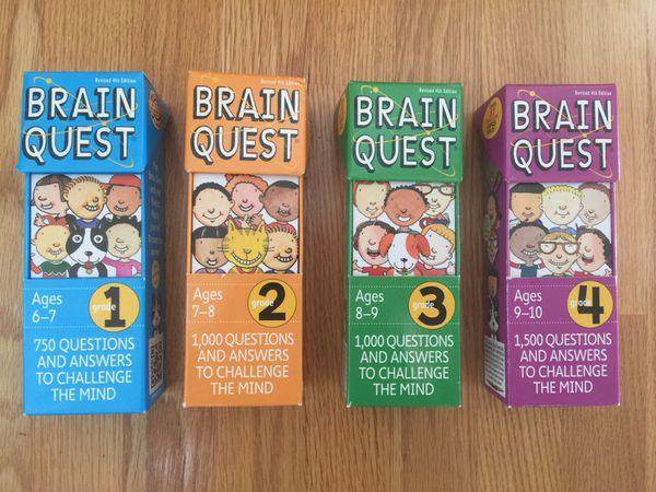 brain quests