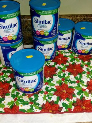 Vendo Leche Similac Advance $12 Cada 1 for Sale in Gaithersburg, MD