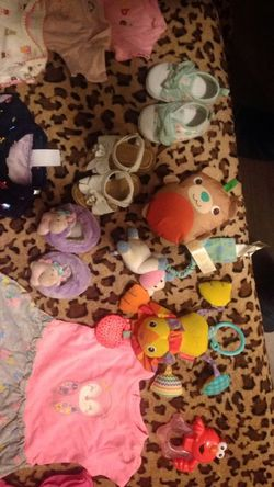 Nb-6-9months baby girl clothes and more Thumbnail