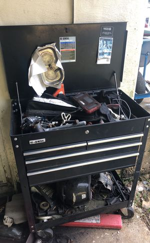 US GENERAL BRAND TOOL BOX FOR SALE for Sale in Marlow Heights, MD
