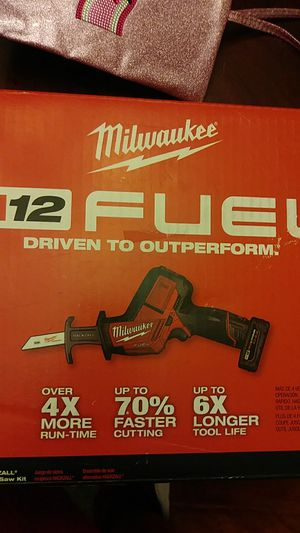 Milwaukee M12 FUEL for Sale in Jacksonville, FL