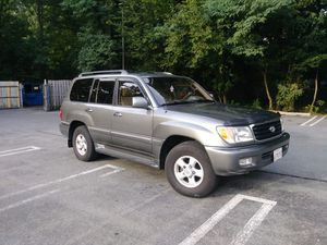 2000 Land Cruiser (Good Condition) for Sale in Rockville, MD