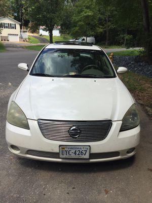 2002 Nissan Altima for Sale in Alexandria, VA