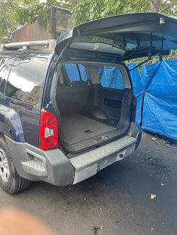 2010 Nissan Xterra Thumbnail