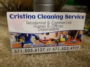 Cleaning services. for Sale in Fairfax, VA