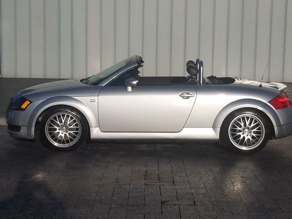2004 Audi Tt Turbo Convertible