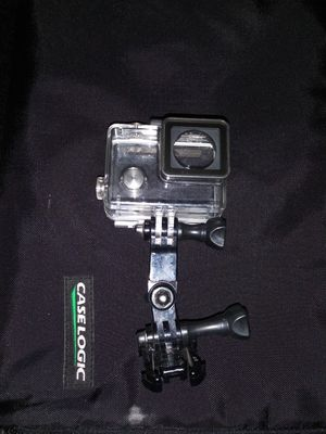 Gopro hero4 waterproof case/stand for Sale in Nampa, ID