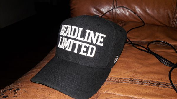 6bfbe118188 DEADLINE LIMITED new era snapback. for Sale in Mesa