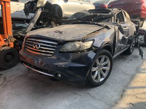 2005 Infiniti Fx35 for parts for Sale in Los Angeles, CA