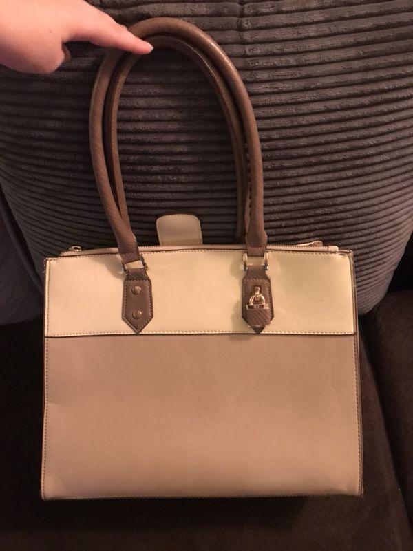 912ea618ba Beige tan   cream handbag