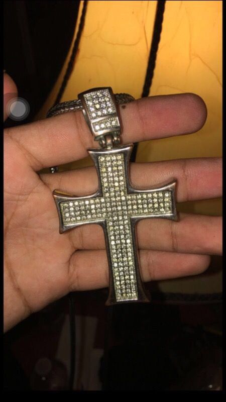 New Cross Necklace