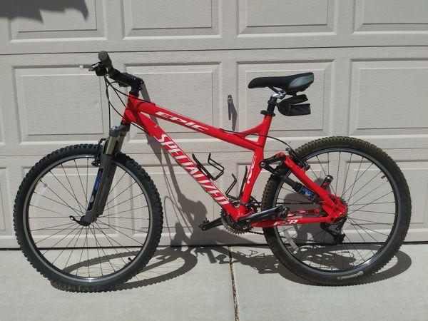 Specialized Epic Mountain Bike For Sale In Glendale Az Offerup