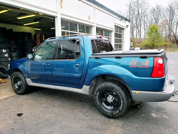 2001 Ford Explorer Sport Trac 4x4 4 O Liter V6 140 000 Miles For Sale In Strongsville Oh Offerup