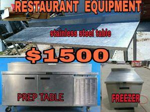 RESTAURANTS EQUIPMENT for Sale in Las Vegas, NV