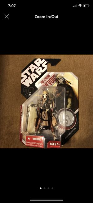 Star Wars 30th Anniversary Pre-Cyborg Grievous Action Figure #36 with Coin for Sale in Lititz, PA