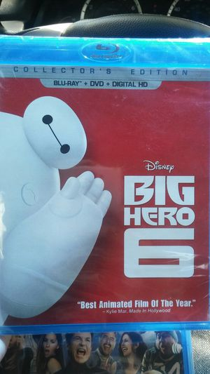 Big Hero 6 for Sale in Dallas, TX