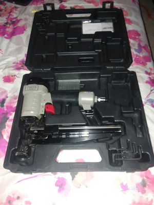 Porter cable finish nail gun for Sale in UNIVERSITY PA, MD