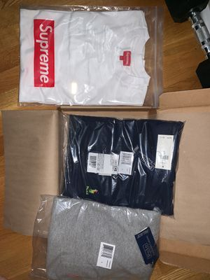 Hype Tee shirts Supreme/Palace/Ralph Lauren for Sale in Silver Spring, MD