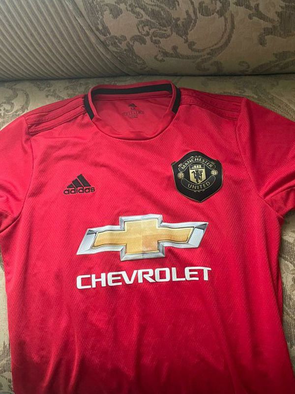 Man United Home Jersey 19/20 25th Anniversary