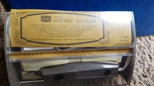 Vintage Sears 3 speed electric scissors for Sale in San Diego, CA