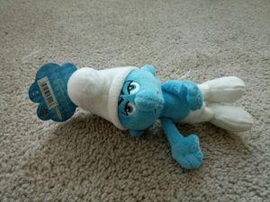 Grouchy Smurfs Plush for Sale in Fairfax, VA