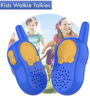 KOMVOX Walkie Talkies for Kids Toddlers Birthday Gifts for 3 4 5 6 Year Old Boys Girls Children, Christmas Stocking Fillers Gifts, Long Range Sets Tw for Sale in San Diego, CA