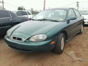 1999 mercury sable 3.0 engine split bench 79k for Sale in Queens, NY