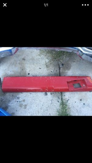 99-06 metal Chevy Gmc rollpan for Sale in Austin, TX