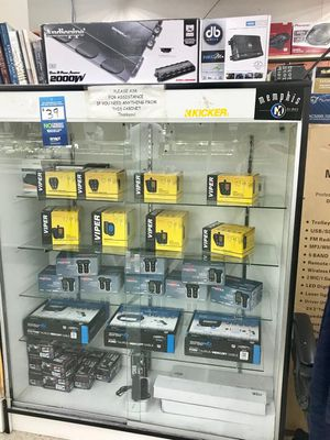 Photo Car stereo and alarms