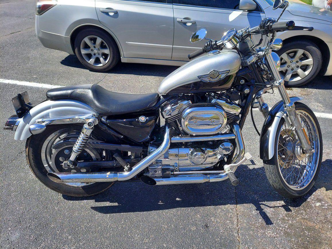 Photo Harley Davidson Anniversary Sportster XL 1200
