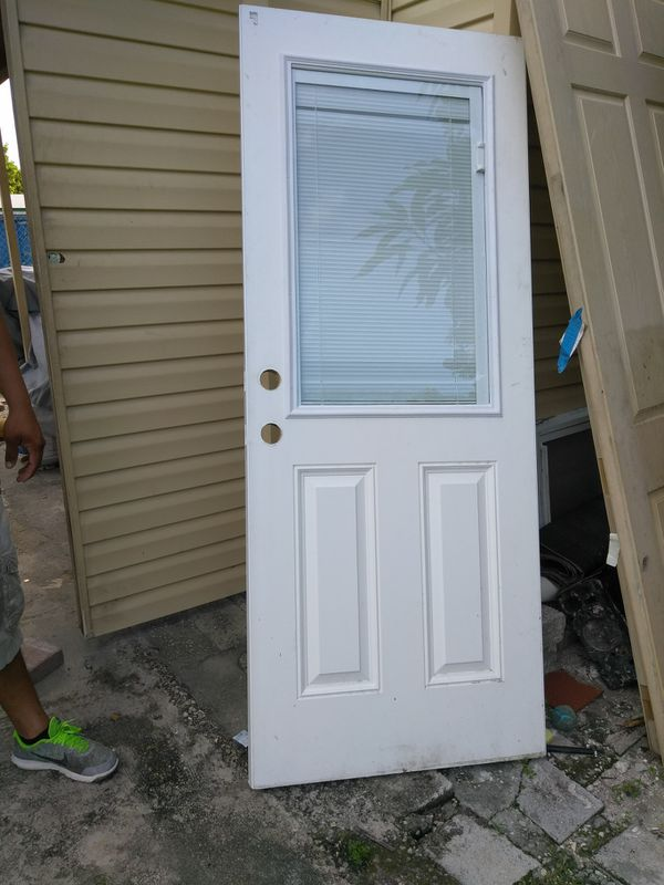 Outdoor Door For Sale In Coconut Creek Fl Offerup