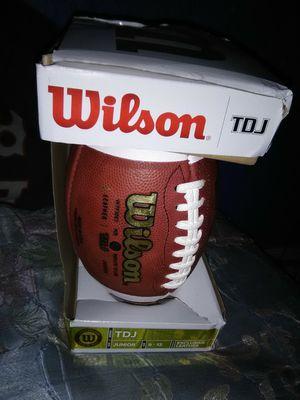 Wilson TDJ Football for Sale in Sunland Park, NM