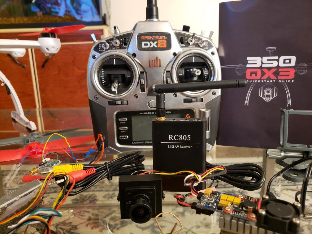 Blade 350QX3 and 200QX