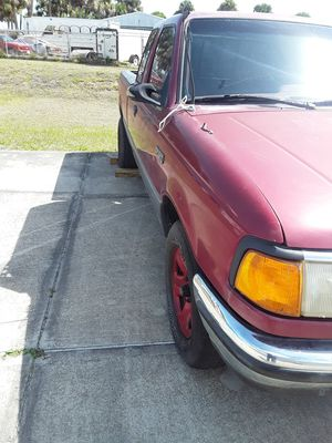 Photo Ford ranger parting out