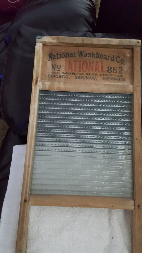 An antique washboard 27379ccce