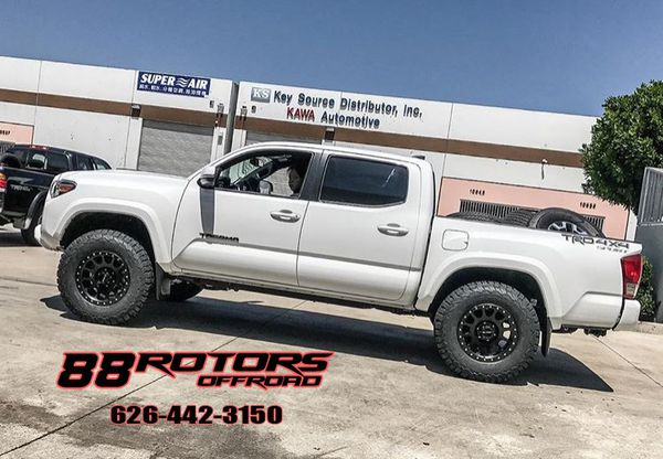 West Covina Mercedes >> 88 Rotors Offroad Lift Package Wheels & Tires for Sale in West Covina, CA - OfferUp