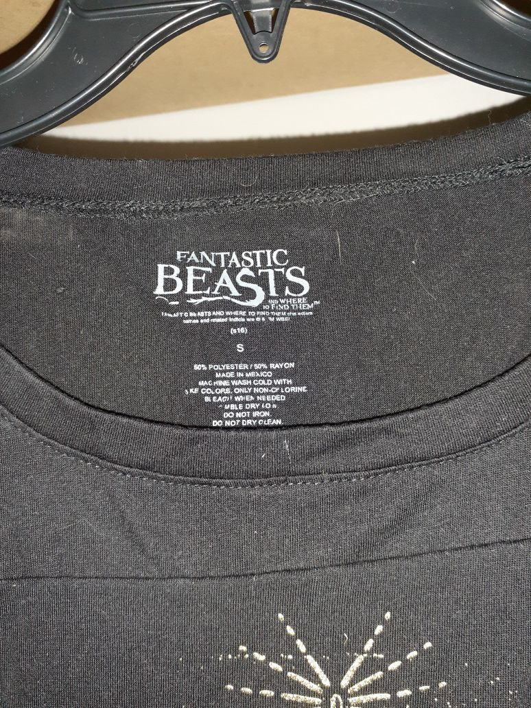Fantastic beasts size small