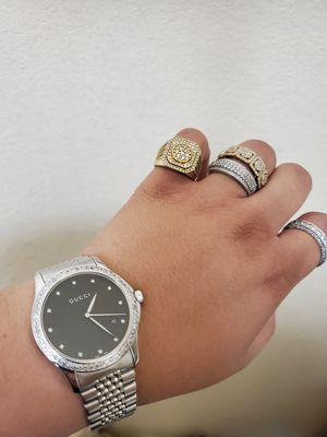 Photo Mens Gucci watch