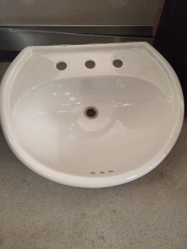 Gerber Maxwell Pedestal Sink And Stand For Sale In Castle Rock Co